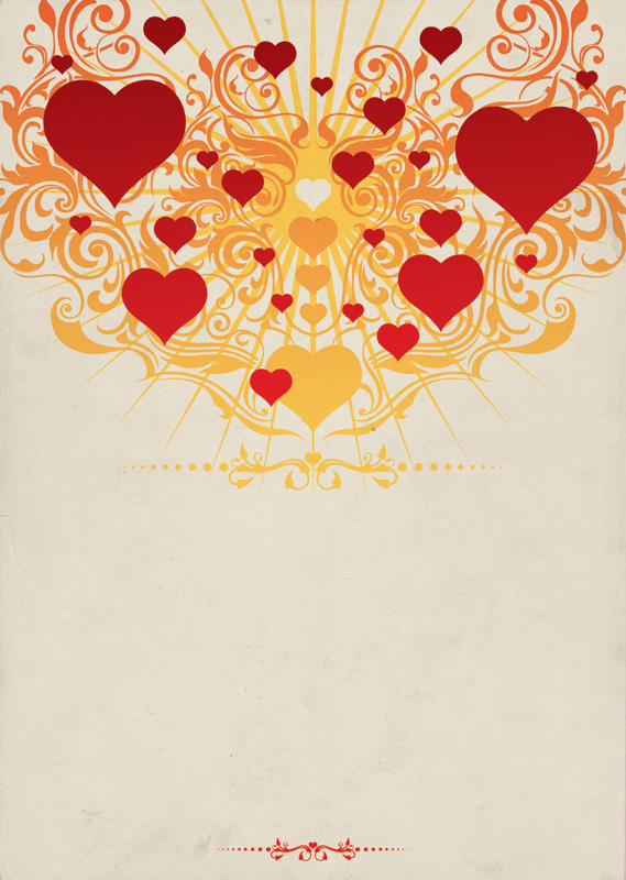 valentines free poster templates backgrounds