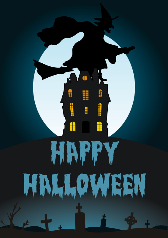 Halloween | Free Poster Templates & Backgrounds