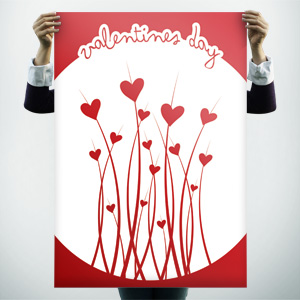 poster-background-valentines-love-flowers